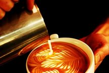 Latte art target