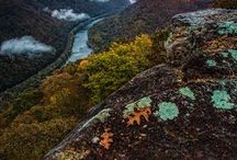 Wild & Wonderful / West Virginia, the beautiful Mountain State
