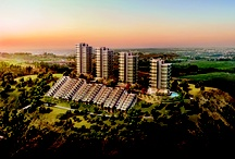 The Promont / THE PROMONT - Terraced Hillside Residential Property at Banashankari Bengaluru, Luxury Apartments, Penthouse