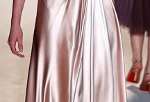 Sateen Dress