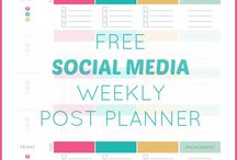 social media planners