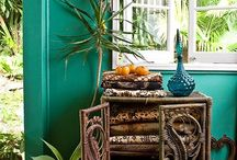 Eclectic homes / Homes of memories