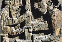 Viking age - Norway church