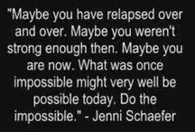 Jenni Schaefer / by Carey Cronin