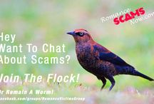 About Romance Scams Now by RSN