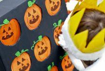 Halloween Pumpkin Party / Pumpkin Party Ideas for Halloween