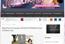 In Leah's Wake: Excerpts and Features / Bloggers who have kindly featured In Leah's Wake