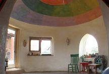 Superadobe / Inspiración para diseño de casa ecosustentable