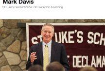 Blog: Head of School Mark Davis