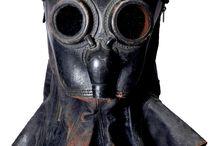 Helmets & Masks / by Waltercidney Pessoa
