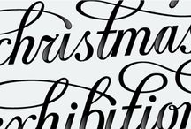 calligraphy, lettering / the best examples for inspiration