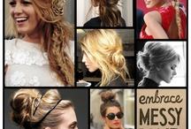 Hair Art / by Cassandra Chacon-Herbison