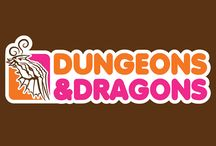 D&D TREASURES / SOME MAGIC ITEMS FOR YOUR D&D CAMPAIGN! / by Rich Guth