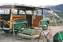 Classic Camping - Scenes / Scenes from the Golden Age of Camping  - 1880-1930