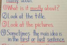 Reading Skills Main Idea