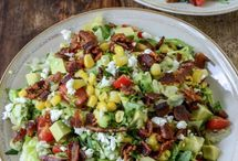 Salads and Sides / by Shari Mereness