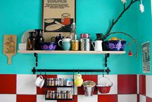 Kitchen Ideas / by Vicky Cliff