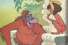 Mowgli illustration