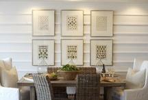 Wall arrangements & displays / by No Minimalist Here