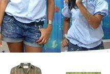 Идея блузки
