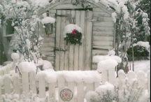 Winter, Snow..