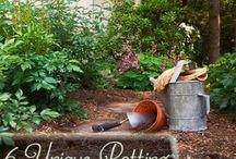 Garden & Yard-planters & other garden alternatives