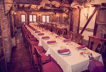 Salones El Lagar de Nemesio / Restaurante para bodas intimas que se encuentra situado en un entorno ideal, un espacio acogedor donde sus profesionales trabajan a diario para que la celebración de vuestra boda sea un día único e inolvidable. Cocina tradicional, hecha en el momento y con unos precios irresistibles.