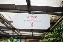 La Maison Cointreau Singapore - Launch / December 5, 2013