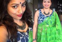 Styling in Indian wear