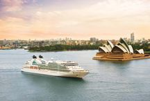 Luxury Liners / Learn all about your experience onboard these luxurious ocean liners.