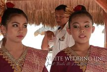 Just Bali & Lombok Wedding / http://whiteweddingline.com