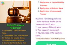 Incorporating A Private Company & Registering a Business Name