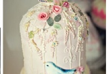 AWESOME FANCY CAKES / by Jennifer Ammer