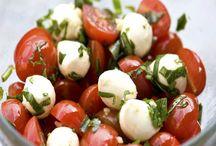 Great Italian Antipastos / Pin your favourite Italian apetizers/entrees!