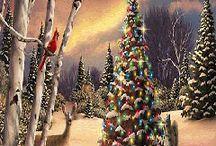 Christmas Gif / Mentre guardo queste immagini, io che ormai sono una persona matura,  rivivo l' incanto e la magia che da bambina provavo nel vedere le immagini delle favole!