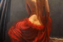 Женская живопись