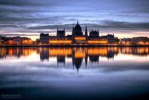 Magyar városok