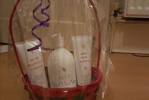 Gift Basket Ideas / Some of my ideas for Christmas gift baskets
