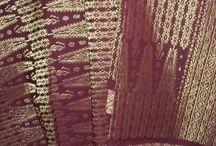 songket tenun,  batik dan semi sutera