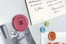 Button Craft Ideas / by Christi Barnes