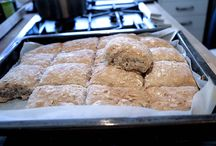 Rundstykker å brød
