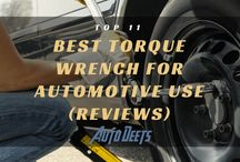 Best Torque Wrench For Automotive Use (Reviews)