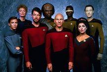 STAR TREK / Piny związane z filmami z gatunku SF i fantazy