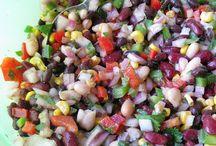 Salads / by Katrina Gilbert