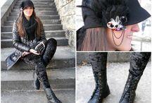 My style 2 / ... czy w spodniach ???