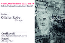 Octombrie 2015 / Concerte in Octombrie 2015
