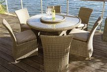 Bramblecrest Sahara Rattan Garden Furniture / The Bramblecrest Sahara collection of woven rattan garden furniture offers incredible quality outdoor furniture for even the most refined home to enjoy.