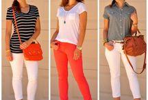 Summer time fashion!