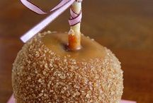 Caramel Apples / by Melissa Coffman