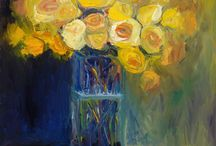 Shades of Yellow & Blue